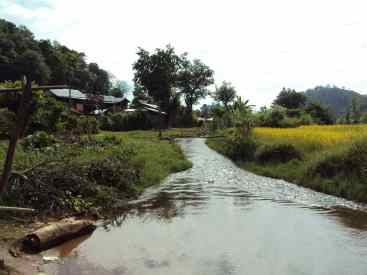 Kleiner Fluss