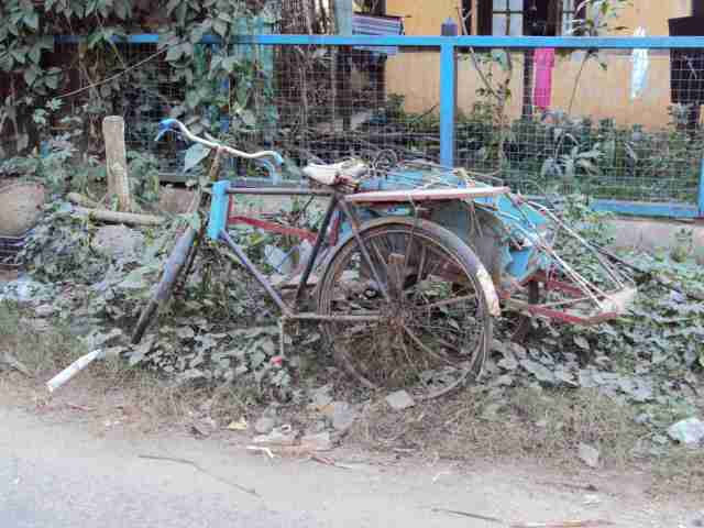 Old bycicle