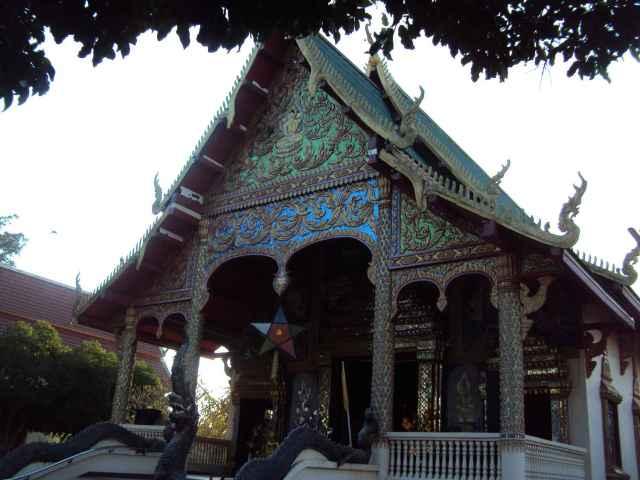 schöner Tempel