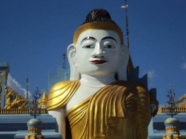 Buddha in Nyaungshwe