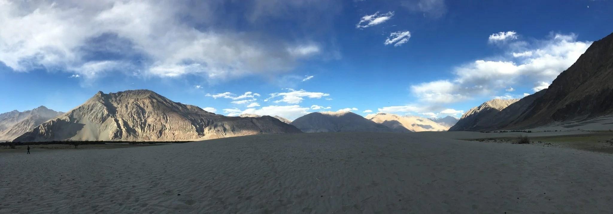 Ladakh am Abend