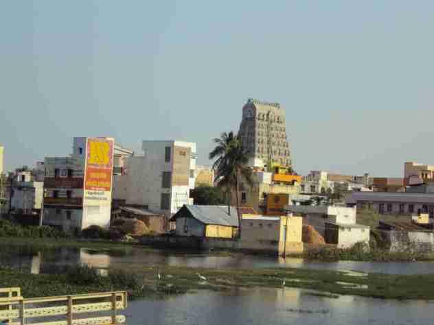 Tempel in Tenkasi