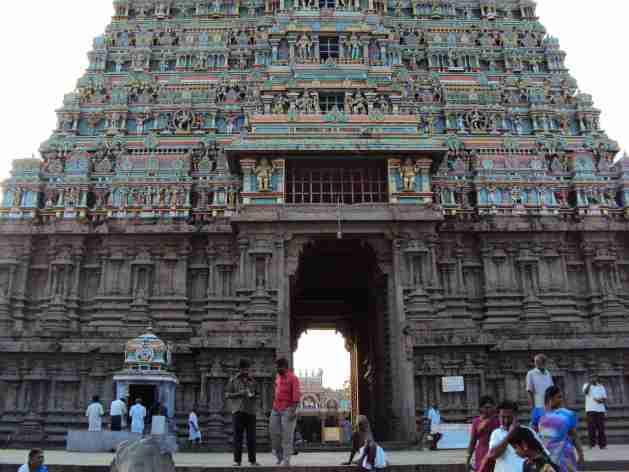 Tempelarchitektur