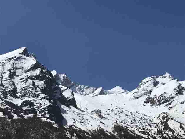 Gipfel Panorama