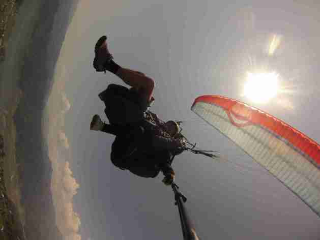 Pokhara - Paragliding · Travelbridge
