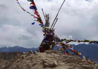 Trekking und Backpacking in Ladakh und Rajasthan