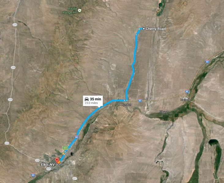Nevada Land for Sale