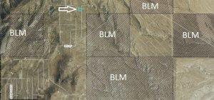 Elko BLM Land