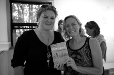 Serena (Author) and Laura from TravelPortland