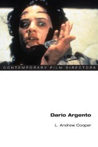Dario Arrgento book cover