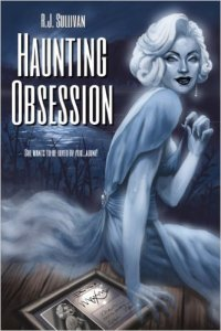 """Backstage Pass"" takes place in the orbit of character Rebecca Burton, also featured in the novella Haunting Obsession"