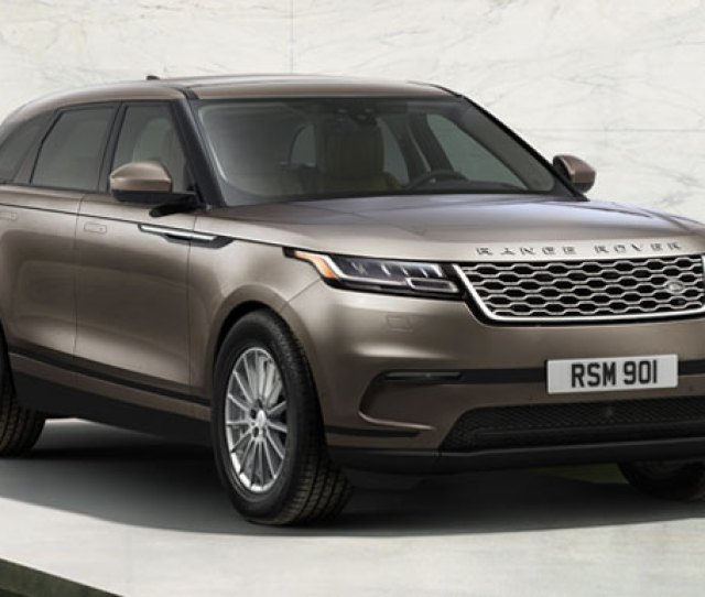 Range Rover Velar The Most Refined And Capable Medium Suv Land Rover Usa