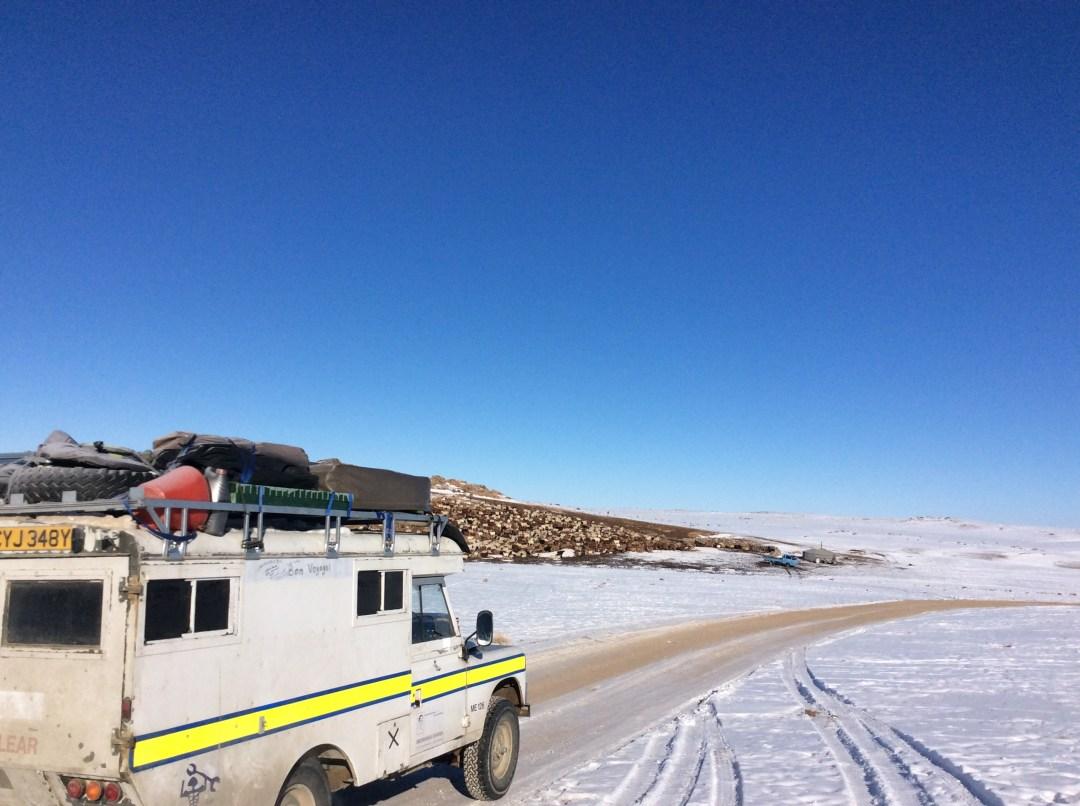 Mongolia Day 5 – 22nd November – Altai to Bumbugur (on the way to Bayankhongor)