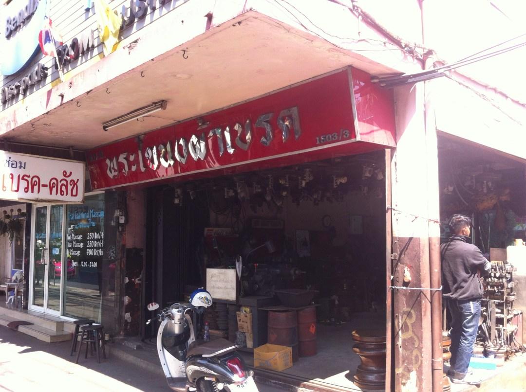Mechanics in Bangkok