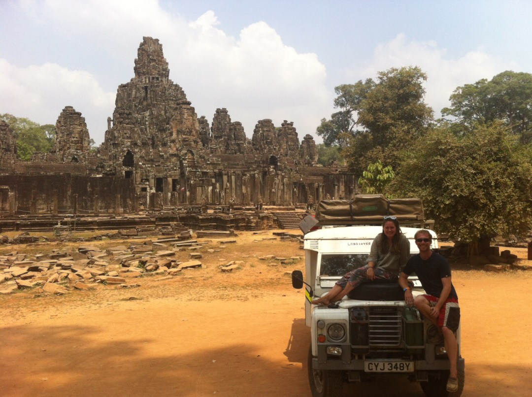 Angkor Wat and other such temples…