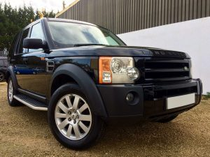 Land Rover Discovery Specialist