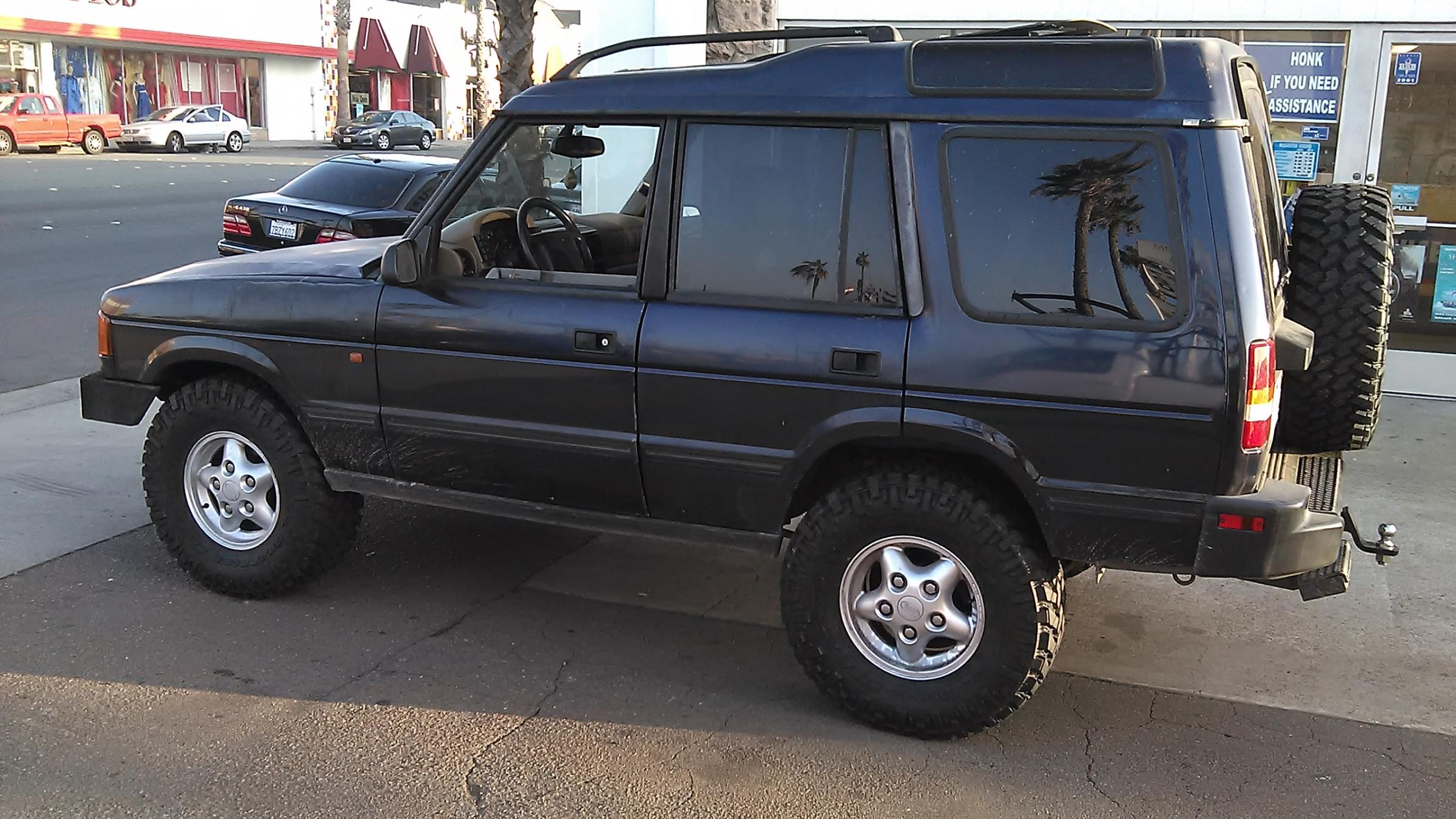 land rover discovery 2 tire size 28 images used 2007 land