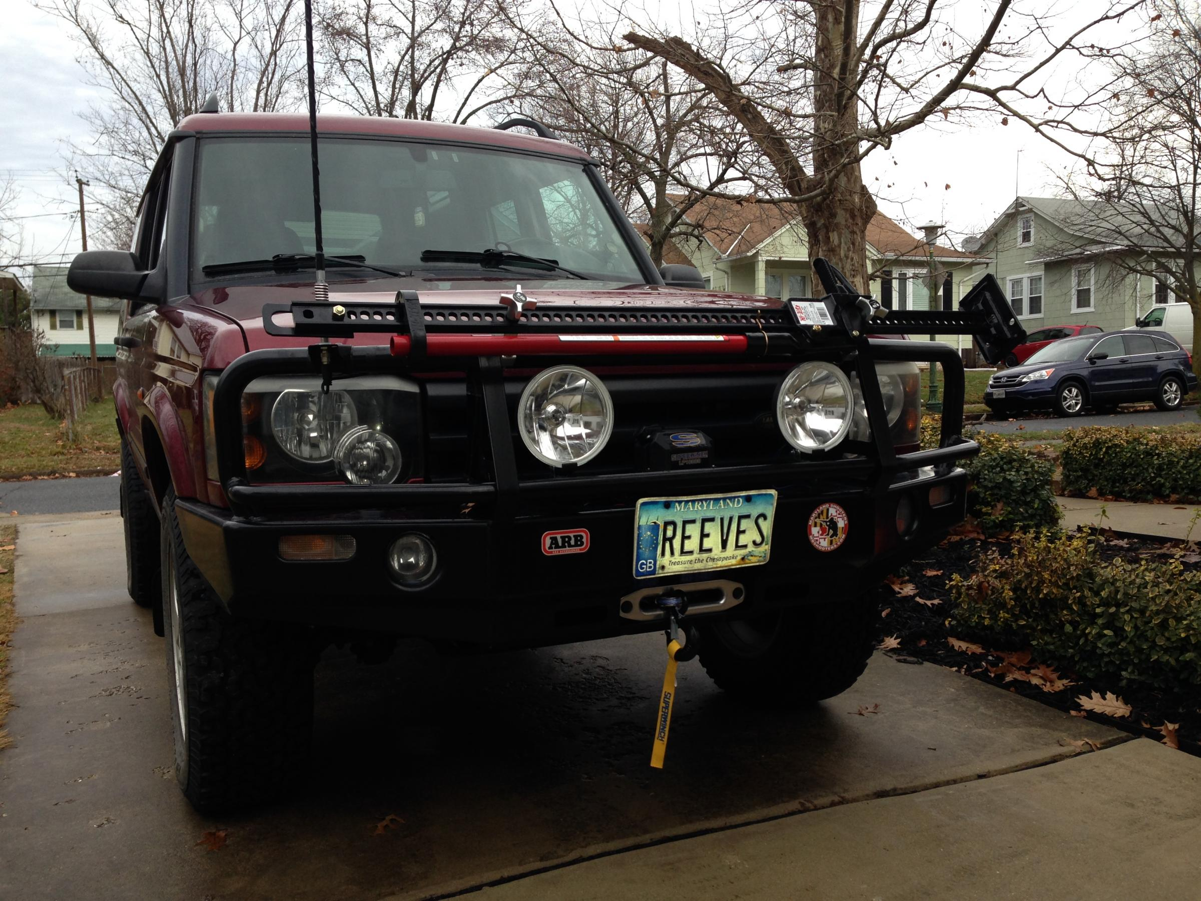 hi lift mount spare tire Page 2 Land Rover Forums Land Rover