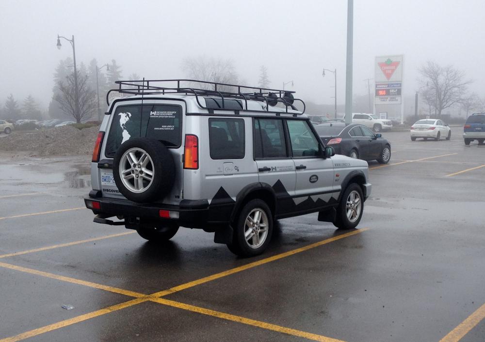 diy roof rack land rover forums
