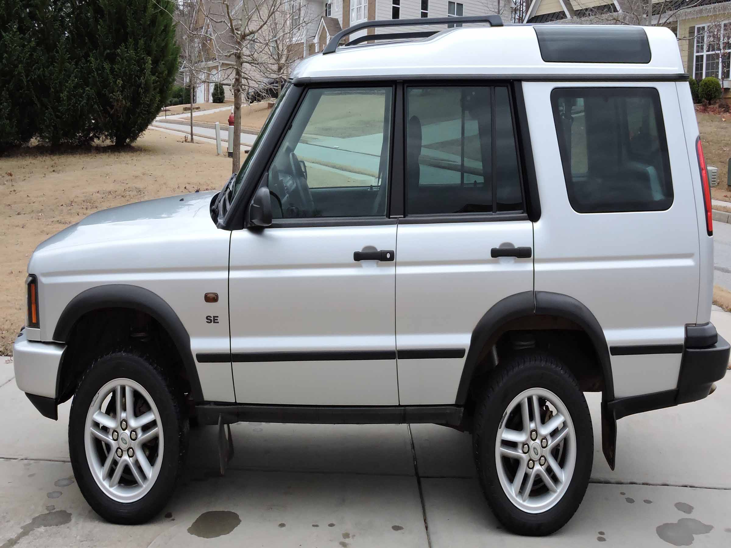 2003 Land Rover Discovery SE Land Rover Forums Land Rover