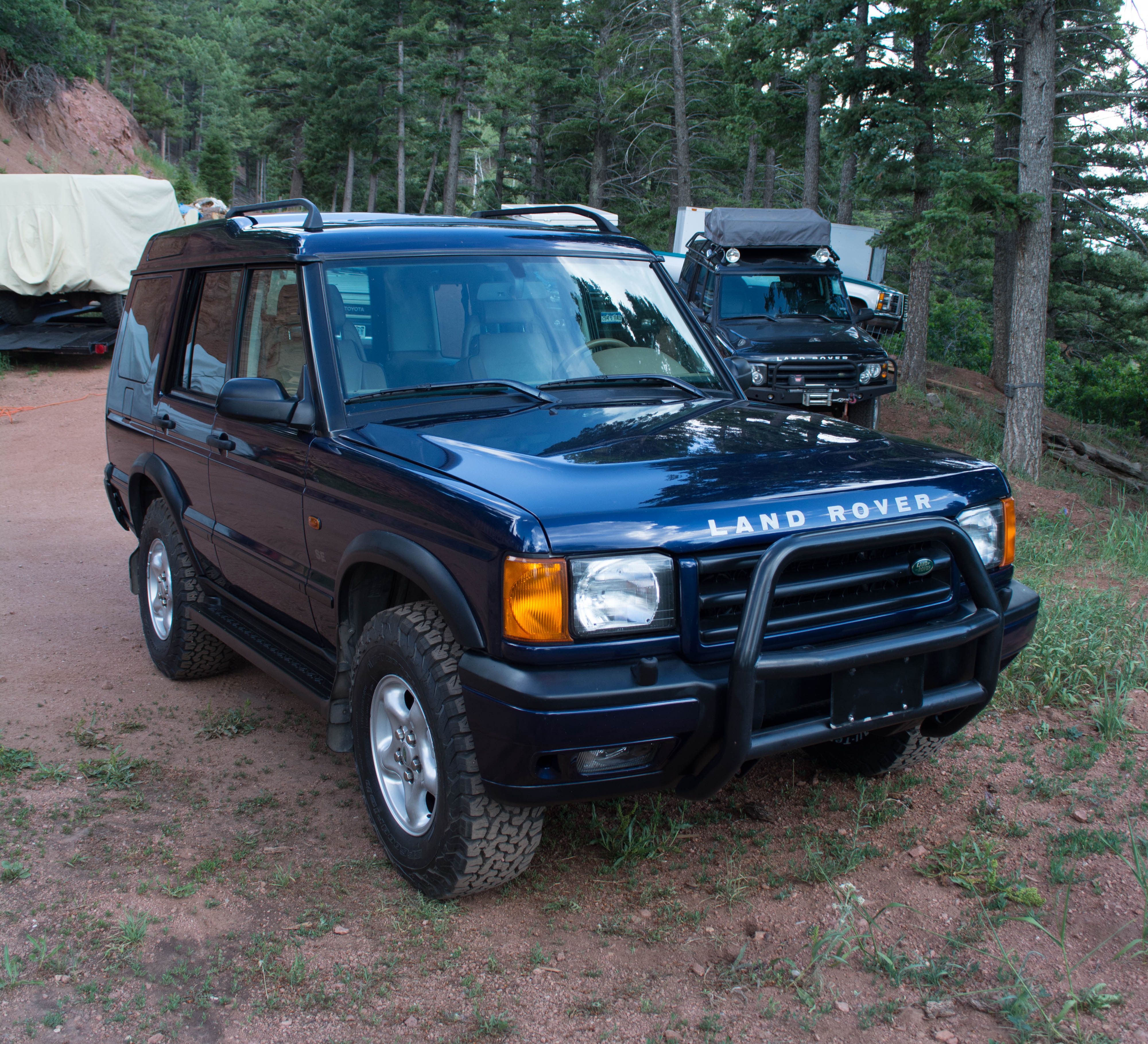 2001 Discovery SE Original Low Mileage Land Rover Forums