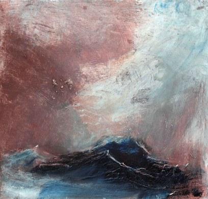 La mer et le schiste pourpre
