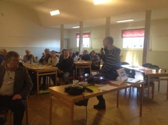 Ulf Kullin från insamlingsstiftelsen