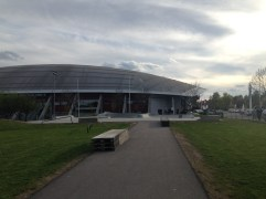 Göransson Arena var platsen för mötet