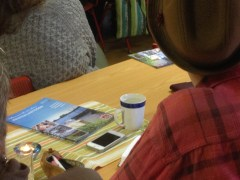 Kristdala har även tagit fram en superfin tidning som presentar bygdens företag och besöksmål.