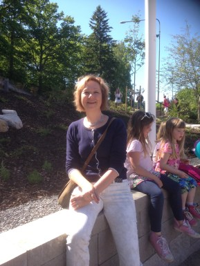 Karin från Smålandskap är kreatören bakom den nya rabatten.