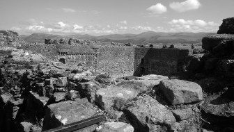 Beauxmaris Castle ruins, Angsley