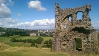 Former Monastery on King Arthur's Seat, Edinburgh