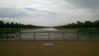 Pond, Hampton Court