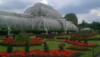 Conservatory, Kew Royal Botanic Gardens, London