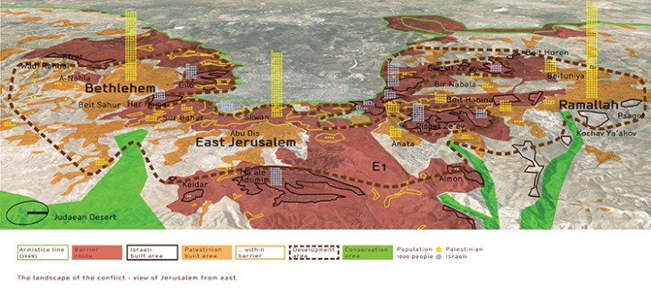 AWARDS FOCUS: LAND USE FOR A RIVEN WEST BANK