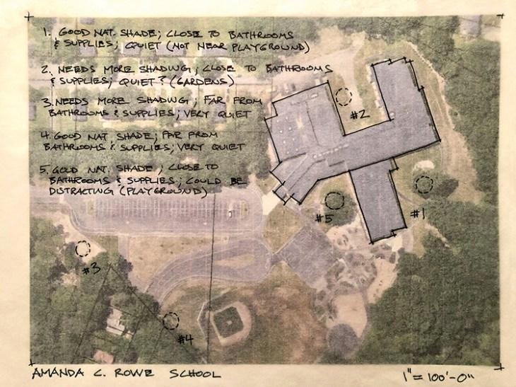 School In Season Landscape Architecture Magazine