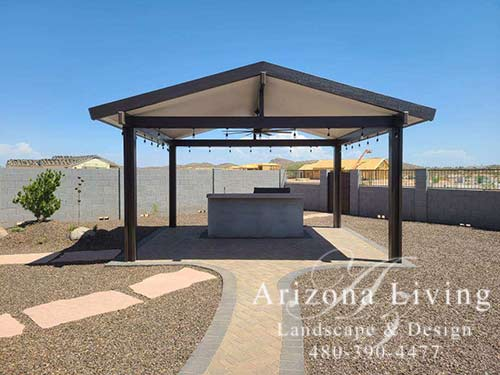 pergola patio cover alumawood arizona
