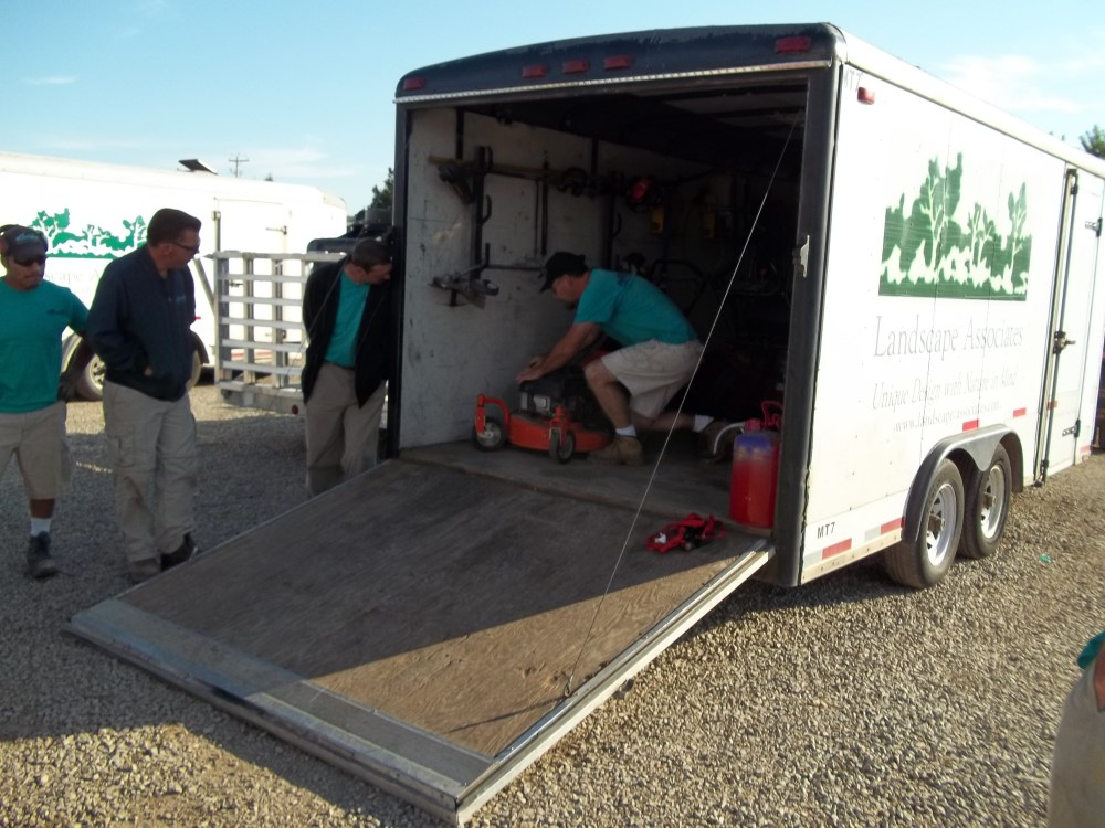 Trailer and Skid Steer Safety (1/3)