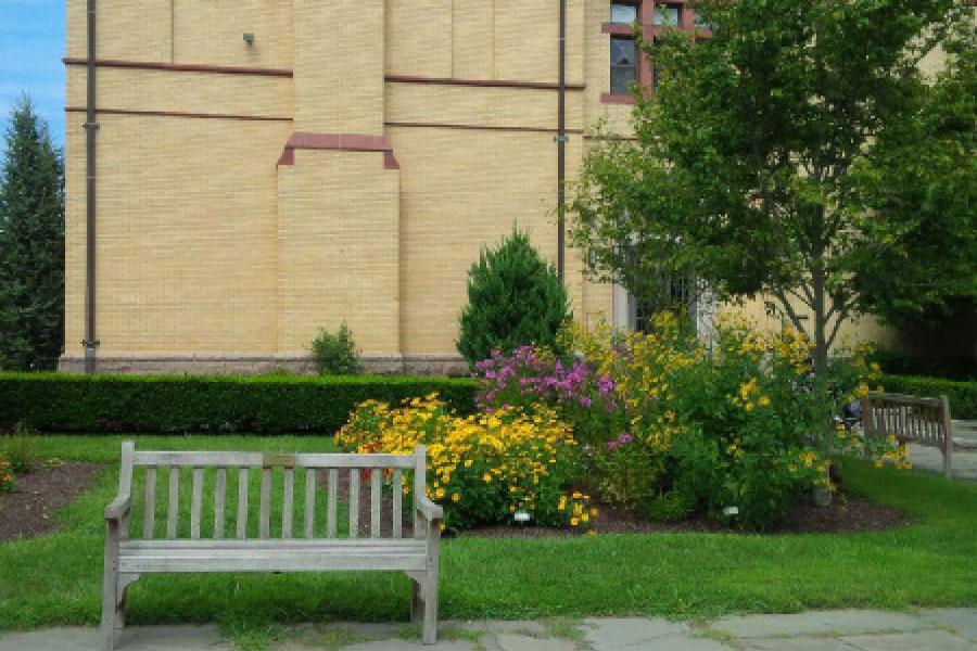 Wilcox Park, Westerly, RI