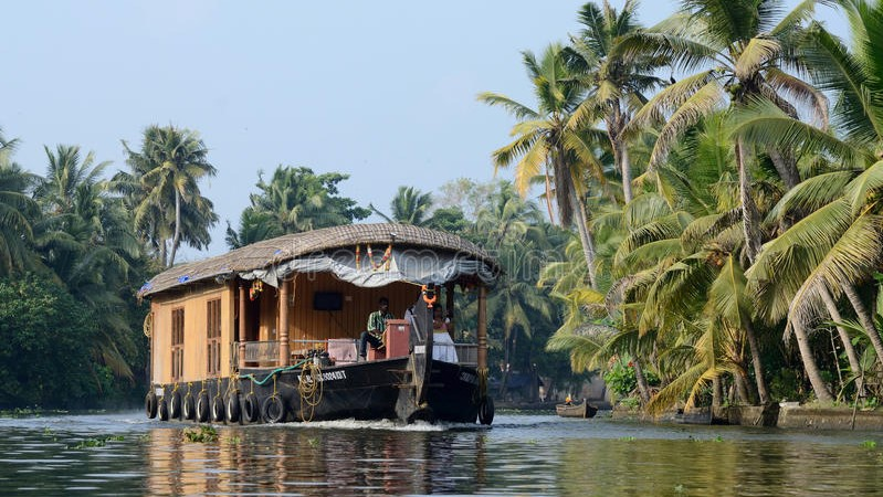 Allepey Backwaters 16-9