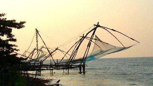 Kochi fischernetz 16-9