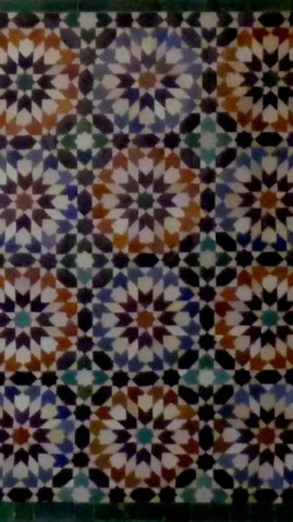 Morocco patterns 9