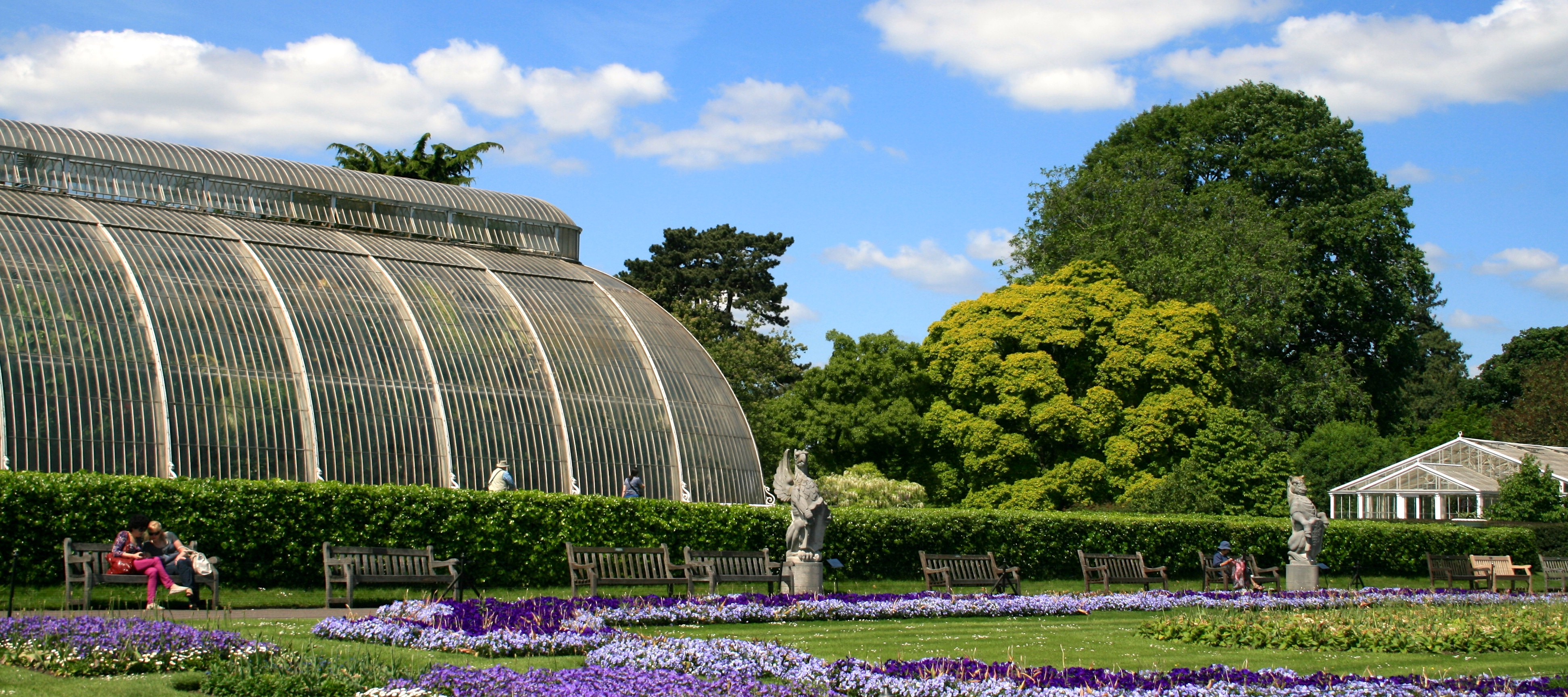 Named A World Heritage Site In 2003, Kew Is A World Class Scientific  Institution Containing Botanical Collections Of Global Significance.