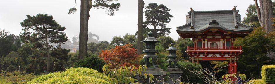 Japanese Tea Garden At Golden Gate Park Landscape Noteslandscape Notes