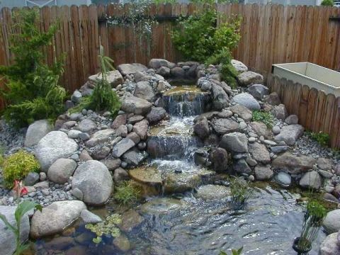 Water Features Design