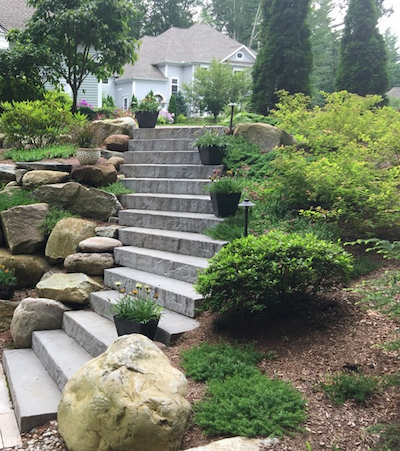 Expert Landscaping from Landscape Solutions & Maintenance