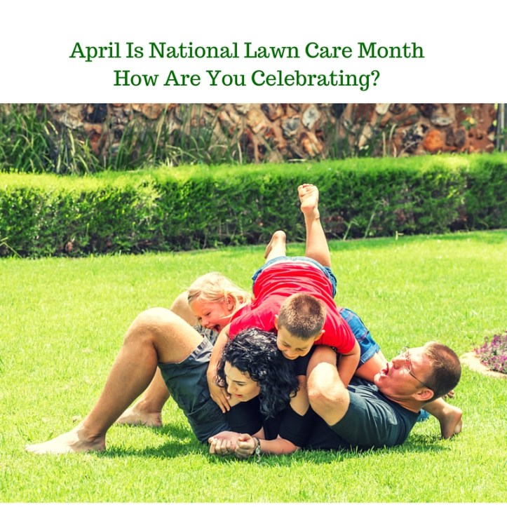 CANVA April is National Lawn Care MonthHow Are You Celebrating 04.20.2016