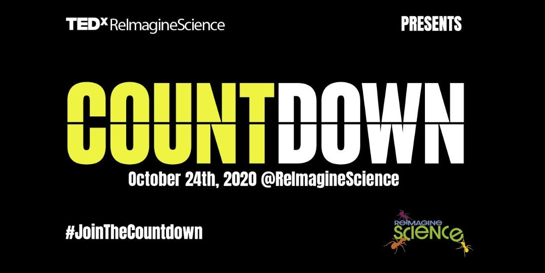 TEDx ReImagine Science
