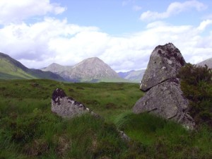 Image of Glen Coe 4 - Lands End to John O'Groats - My End to End