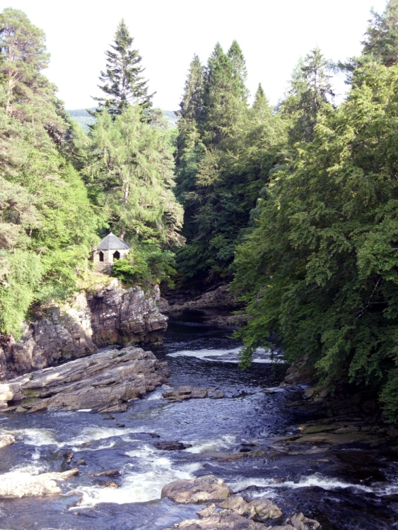 Image of Invermoriston - Lands End to John O'Groats - My End to End